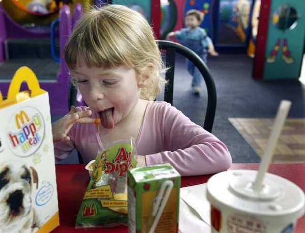 McDonald's Happy Meals will still have toys