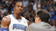 Stan Van Gundy: Yes, Dwight Howard wants me fired