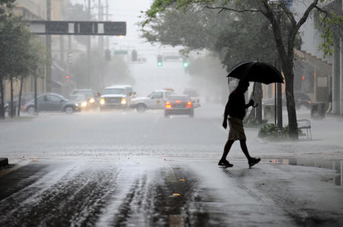 A wetter-than-normal fall is helping South Florida water supplies endure a drier-than-usual spring. March rainfall was 56 percent of normal.