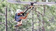 <b>Pictures:  </b> Ziplines at Florida EcoSafari