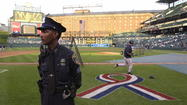 Police and baseball go together like, well, maybe not so much. But cops and criminals are part of this city's fabric, and sometimes get just as much attention, if not more, than the ballplayers themselves. Opening Day gives us a chance to look back at the times our police and our Orioles shared headline at Camden Yards.