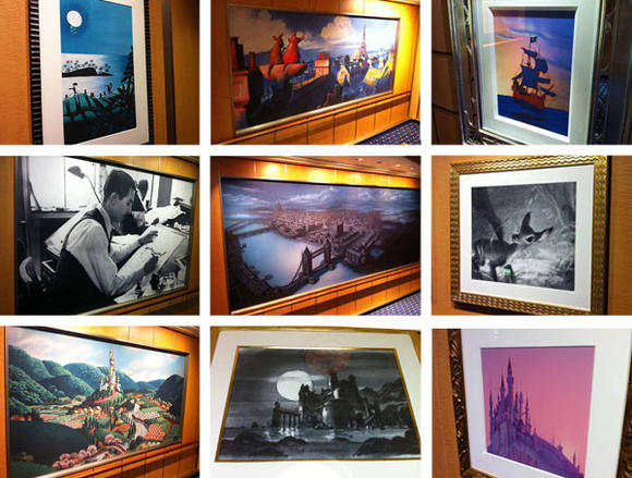 Disney Fantasy artwork