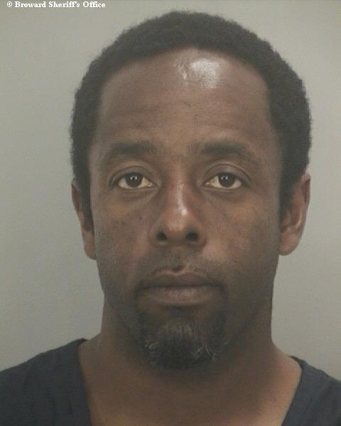 The Broward Sheriffs Office arrested Carlos Jones for the strong arm robbery of a Stop N Shop in Lauderdale Lakes.