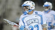 Lacrosse Q&A: Johns Hopkins attackman Chris Boland