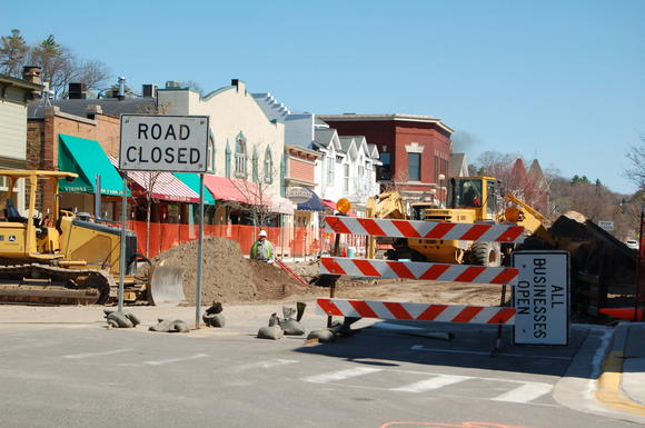 Harbor Springs construction