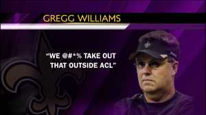 "Greg Williams Audio Just Part of the Game? One Coach Says ""Yes"" (For Most Part)"