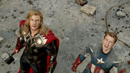 AMC Theatres announced Thursday that geeked-up moviegovers had cleaned it out of $40 tickets for a one-day-only, superhero-movie marathon set to culminate with <em>The Avengers</em>' midnight May 4 release.