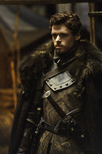 Richard Madden, playing Robb Stark