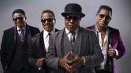 The Jackson Brothers will return to their home state of Indiana for a concert this summer.