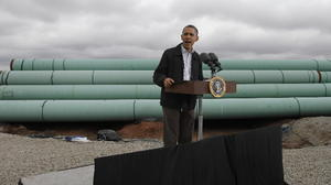 Obama energy policy: The 'all-of-the-above' lie