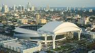 The Miami Drips? New stadium might not be all that dry