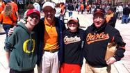 "Todd Bolton guessed Friday afternoon that he's been to about 35 games at Camden Yards since the place swung open its black gates 20 years ago. That's still 45 or so short of his total trips to Memorial Stadium, the 58-year-old said. It's also enough to appreciate what he calls Baltimore's ""fabulous cathedral"" of baseball."