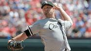 Danks might be more than Sox fill-in