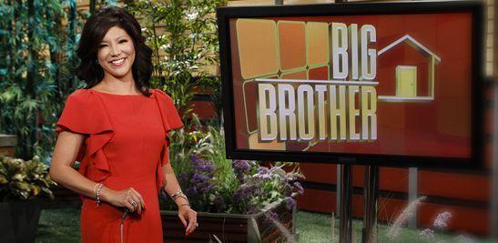 """Big Brother"" host Julie Chen."