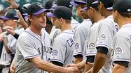 Credit the Cubs for keeping <strong>Jamie Moyer</strong> in uniform.