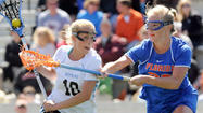Mistakes cost Hopkins' women's lacrosse team in OT