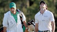 AUGUSTA, Ga. — Rory McIlroy's ball soared from the middle of the ninth fairway to the second row of the gallery. If his approach had gone any farther left, it would have lobbied for Augusta National to switch to an all-female membership.