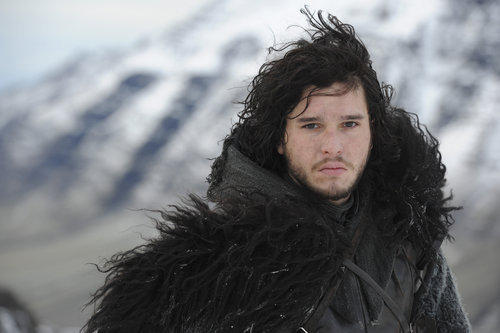 Kit Harington plays Jon Snow, the bastard son of Ned Stark, on 'Game of Thrones'