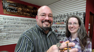 Aberdeen family owns rosary business