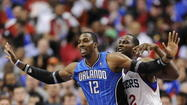 Pictures: Orlando Magic at Philadelphia 76ers