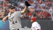ARLINGTON, Texas – In front of a packed stadium that made the adrenaline surge more than before most games, Robin Ventura watched Jake Peavy strut to the mound determined to control his baseball destiny.