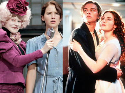 The Hunger Games Breaks $300 Million, Downs Titanic 3D