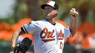 Orioles notebook: Matusz excited for a new start Monday against Yankees
