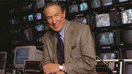 I was in the CNN green room in Washington Sunday when I heard about the death of pioneering CBS newsman Mike Wallace at 93 Sunday.