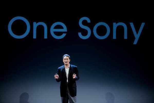 Sony CEO Kazuo Hirai will helm what the company hopes will be a sharp turnaround in its fortunes