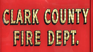 Clark County Fire Department: April 9, 2012