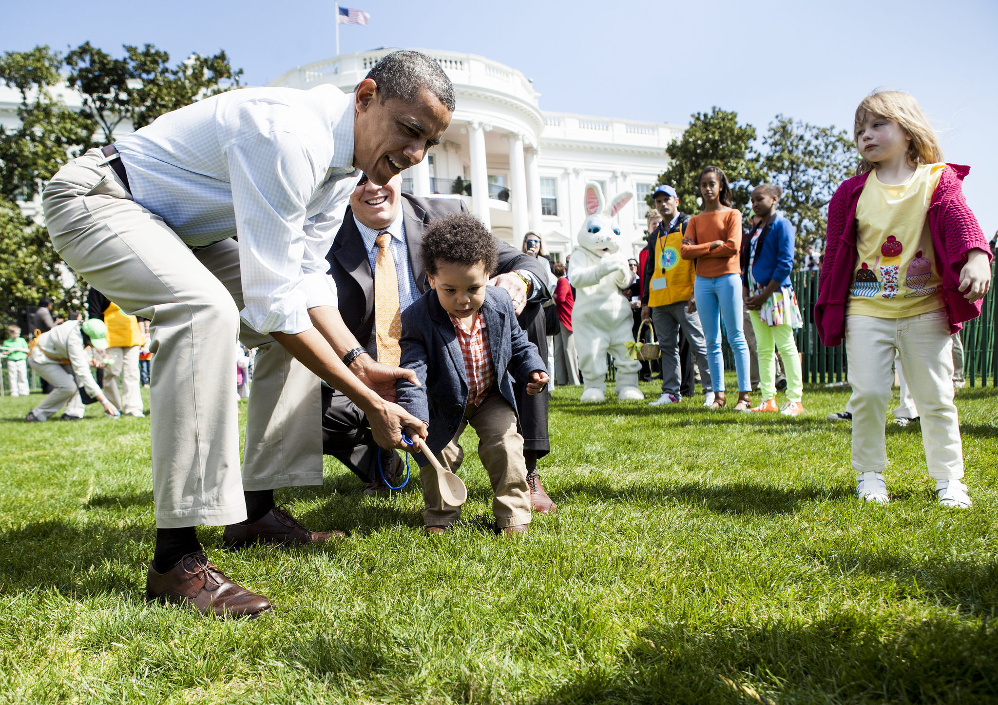 white house easter egg roll: 'it's special' - chicago tribune