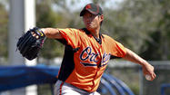 Orioles lefty Chen ready to make big league debut