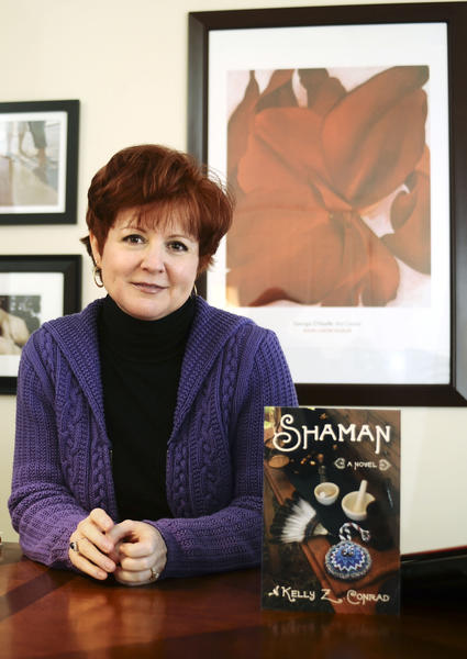 "Kelly Conrad's book, ""Shaman,"" won the historical romance category of the 2009 Amazon Breakthrough Novel Competition and was grand prize winner of the 2010 Maryland Writer's Association Novel Competition."
