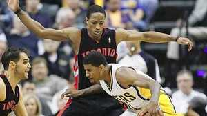 Pacers hold off Raptors