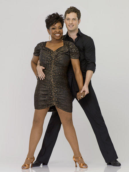 Gladys Knight and Tristan MacManus.