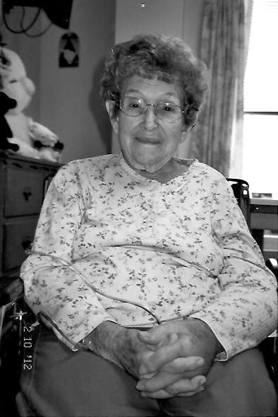 Evelyn M. Lewis
