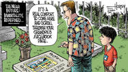 Is Facebook our Big Friend or Big Brother?