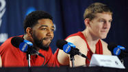 IU basketball's Cody Zeller, Christian Watford to return next season