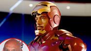 Alas, the English-born actor will not be taking on the role of Iron Man's greatest arch-foe, Mandarin, a wealthy Chinese scientist and martial-arts expert turned criminal mastermind whose immense power is derived from highly advanced alien technology.