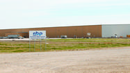 Nearly $3 million in tax increment finance bonds to benefit Northern Beef Packers have been sold, but recent mechanic's liens have been filed against the plant.