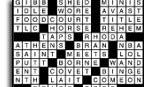 Daily interactive crossword