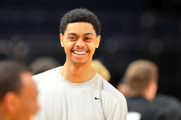 Jeremy Lamb became the fourth UConn player to declare for the NBA Draft after his sophomore season. He is projected by most experts to be a first-round pick.