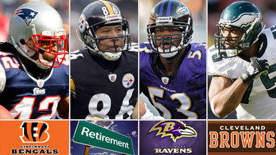 Assessing the AFC North in free agency