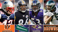Free agency began four weeks ago today (though after waiting days and days and days for the Ravens to make moves, it feels like it started four months ago). The Ravens lost three starters during the first week of free agency and a few reserves. But they locked down a pair of promising, young defenders in cornerback Lardarius Webb and linebacker Jameel McClain. That's how the Ravens make a splash.