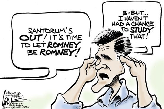 Let Romney be Romney!