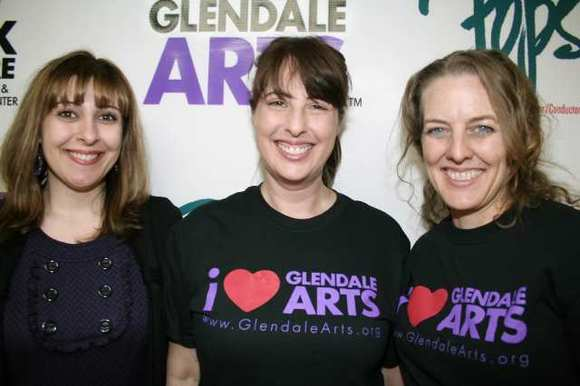 Glendale Arts staff