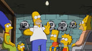 For 23 year now, we've watched <em>The Simpsons </em>travel the world, get banned from nearly everywhere and ultimately return home to Springfield.