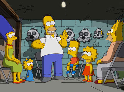 The Simpsons: Matt Groening Reveals Where Springfield Is!