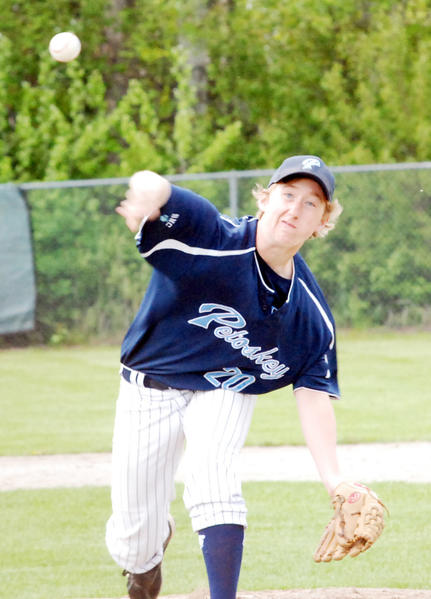 Junior David Waterson is one of several returning letter winners who saw significant playing time last season for the Petoskey High School baseball team.