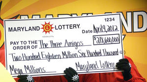 Mirlande Wilson spared from suit as Mega Millions winner emerges
